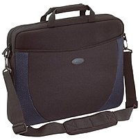 Targus CVR217 Neoprene Sleeve Case for 17-inch Notebook - Black, Blue