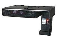 Hamilton Beach HU384SA Under Cabinet Kitchen Stereo With IPod Dock   Black