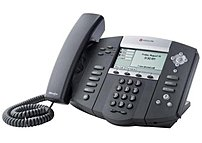 Polycom SoundPoint 2200-12550-025 IP 550 VoIP Phone - LCD Display - 4 Lines