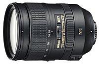 Nikon AF-S NIKKOR 28-300mm f/3.5 -5.6G ED VR Standard Zoom Lens Black 2191