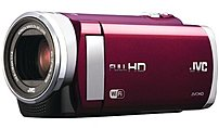 JVC Everio GZ-EX210RUS 1.5 Megapixels 1080P High-Definition Everio