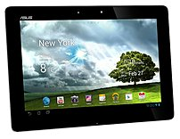 Asus Eee Pad Transformer Pad Infinity Series TF700T-B1-CG Tablet PC with Bluetooth - nVIDIA Tegra 3 1.6 GHz Processor - 1 GB RAM - 32 GB Flash Memory - 10.1-inch Touchscreen Display - Android 4.0 - Champagne Gold