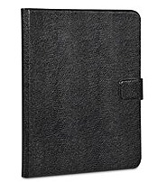 Image of Breed Products BSC-002BLK The Skinny Case for iPad 1 and 2 - Black