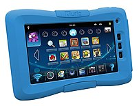 Kurio 7 801561960006 96000 Kids Tablet Pc - Cortex A8 1.2 Ghz Processor - 1 Gb Ram - 4 Gb Storage - 7-inch Display - Android 4.0.3
