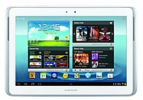 Samsung GT-N8013ZWYXAR Galaxy Note Tablet PC - 1.4 GHz Processor - 2 GB RAM - 16 GB Storage - 10.1-inch Display - Android 4.0 - Wi-Fi - White