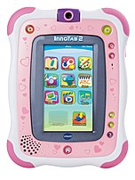 VTech 80-136850 InnoTab 2 Learning App Tablet - 5.0-inch Color Display - 2 GB Memory - Pink