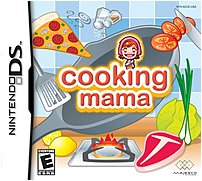 Majesco 096427014805 Cooking Mama for Nintendo DS