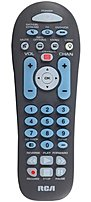 Rca Rcr314wr 3-device Universal Remote - Dark Gray