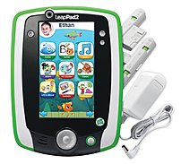 LeapFrog LeapPad 2 708431332508 33250 Power Kids Learning Tablet PC for 3-9 Years - 550 MHz - 4 GB - Green