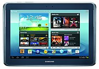 Samsung Galaxy Note GT-N8013EAVXAR Tablet PC - Cortex-A9 1.4 GHz Processor - 2 GB RAM - 32 GB Storage - 10.1-inch TFT Display - Android 4.1 - Gray