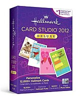 The Nova 727298413144 41314 Hallmark Card Studio Deluxe 2012 has designed greeting cards for life special moments