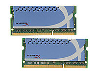 Click here for Kingston HyperX KHX16S9K2/4XR 2 x 2 GB RAM DDR3 SD... prices