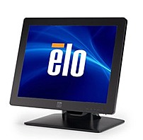 Elo Touch E953836 1517L 15-inch LED Clear Glass Touch Monitor with USB Controller Interface - 1024 x 768 - 700:1 - 250 nits - 25 ms - Black