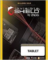 Zagg InvisibleSHIELD BARNO11LE Screen Protector for Barnes and Noble Nook 2011 Tablet