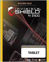Zagg InvisibleSHIELD BINHOSU7LE Screen Protector for 7-inch Binatone HomeSurf Tablet