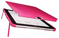 Hard Candy KS-IPAD-PNK Hard Shell Case with Stand for App...