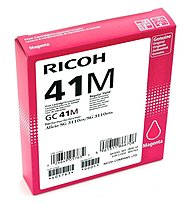 The Ricoh 405763 GC41M Inkjet Print Cartridge will ensure maximum performance for all your Ricoh products
