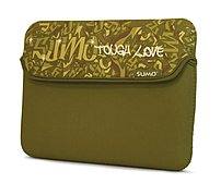 Mobile Edge Sumo Me-sumo77899 8.9-inch Graffiti Netbook Sleeve - Green