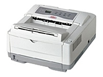 Okidata 62427202 B4600 Monochrome Printer - 27 ppm - 1200 x 600 dpi - Parallel, USB - 230V