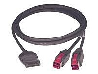 Epson 010842A 10 Feet Y USB Cable Adapter - 24 V - Dark Gray