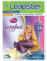LeapFrog 36333 Leapster Learning Game Disney Tangled for 4-7 Years
