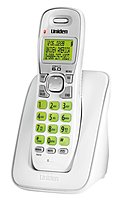 Uniden D1364 Dect 6.0 Cordless Phone With Caller Id, Call Waiting - 1.9 Ghz - White