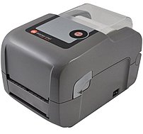 Datamax E-Class EB2-00-0JP00B00 E-4204B Mono Direct Thermal Label Printer - Wired - 203 dpi - AC 120-230V - Warm Gray