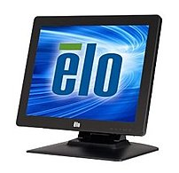 Elo Touch E394454 1523L 15-inch LCD Touchscreen Monitor - 720p - 700:1 - 225 cd/m2 - 25 ms - VGA, DVI - Black