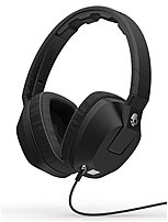 Skullcandy Crusher Over-the-Ear Headphones Black S6SCDZ-003
