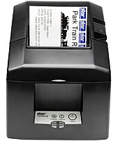 Star Micronics TSP650 Series 39449870 TSP654IIBI-24 Thermal Printer - 203 dpi - Bluetooth - Gray