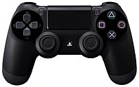 The Sony 711719100379 Game Controller is equipped with a multitouch, clickable touch pad on the face of the controller, opening up a new world of gameplay