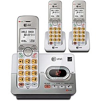 ATT EL52303 3 Handset Cordless Phone with Digital Answering System DECT 6.0