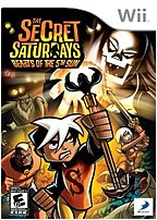 The D3 Publisher 879278340084 The Secret Saturdays  Beasts of the 5th Sun is an action packed adventure platformer filled with dozens of challenges and mysteries to uncover