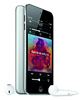 Apple Refurbished  ME643LL/A 16 GB iPod Touch 5th Generation - 4-inch LCD Display - at Sears.com