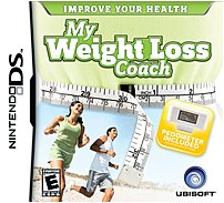 Ubisoft 008888164104 My Weight Loss Coach for Nintendo DS