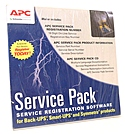 APC WBEXTWAR1YRSP03 Extended Warranty Service Pack 1 Year