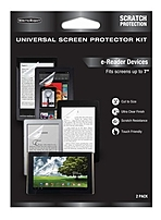 Fellowes WriteRight 043859668359 7 inch Universal Screen Protector Kit 2 Pack