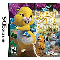 The Activision 047875766785 Quest for Zhu is a joint venture between an American and Canadian 2011 direct to DVD animated action adventure family film