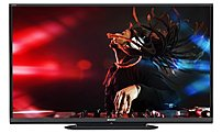 Sharp Aquos 6 Series LC-60LE650U 60-inch LED Smart TV - 1080p - 16:9 - 120 Hz - 4000000:1 - Wi-Fi - HDMI