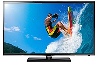Samsung 5000 Series UN22F5000 22 inch Widescreen LED TV   1080p   Clear Motion Rate 120    HDMI   Black