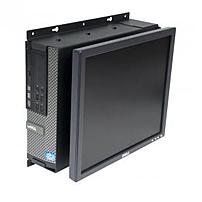 Rack Solutions 104 2323 Wall Mount for Dell Optiplex 790 9010 SFF Monitors