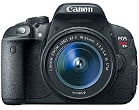 Canon Rebel 8595B003 T5i 18.0 Megapixels Digital SLR Camera - 3x Optical Zoom - 3-inch LCD Display - Black