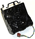 HP 646824-001 Cooling Fan Duct Assembly for D6 Manufacturers