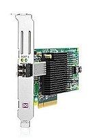 HP AJ762B 81E 1-Port 8 GB Fibre Channel Host Bus Adapter - PCI Express 2.0 x4, PCI Express x8