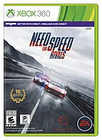 Electronic Arts 014633730340 Need For Speed Rivals - Xbox 360