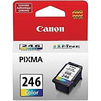 Canon 8281B004 CL-246 Tri-Color Ink-Jet Cartridge for PIXMA
