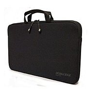Mobile Edge ME-DXPS18S Sleeve for Dell XPS 18 Tablet - Black