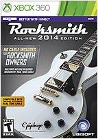 Ubisoft 008888598237 Rocksmith 2014 Edition for Xbox 360