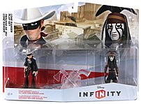 The Disney Infinity Take 2 Interactive 712725023720 The Lone Ranger Play Set Pack is a new video game where a spark of imagination unlocks the freedom to play with some of your favorite Disney and Disney Pixar worlds like never before