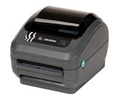 Zebra G-Series GK42-202511-000 GK420D Direct Thermal Printer - Monochrome - 5 inches/second - 203 dpi - 220, 110V AC - USB, Serial